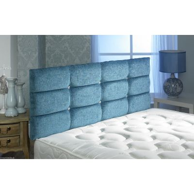 QUALITY DELUXE CHENILLE HEADBOARD IN 2ft6,3ft,4ft,4ft6,5ft,6ft NEW!!!!!
