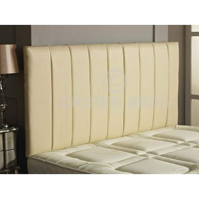 Apollo Faux Leather Headboard 26'' Height All Sizes & Colours